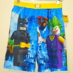 e67890caab Lego Swim | Batman Robin Joker Bane Riddler Shorts | Poshmark